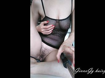 She is so good that she wrote while masturbating. Wet pussy