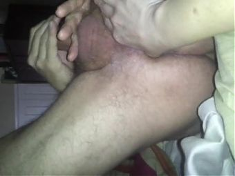 Mom Fingering my Ass
